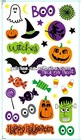 halloween temporary body tattoos stickers