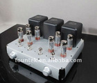 hi-end integrated vacuum tube amplifier