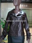 factory suede garments