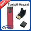 Wireless Accessories!Noise Cancelling Aluminium Bluetooth Headphone BH022RD