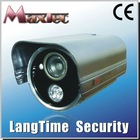 IR Waterproof ccd array type bullet camera