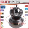 EasyN 186P H.264 Wireless Security System WiFi UPnP IP Camera CMOS IR Night Vision Cut CCTV 32GB Card