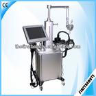 Christmas promotion ultrasonic liposuction cavitation slimming machine with testing heart rate F019
