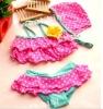 Wholesale 2012 Hotest Baby Swimwear Baby Swimsuit Baby Beachwear MOQ 5sets/lot