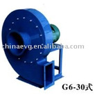 Y6-30centrifugal boiler draft warehouse cooling fan