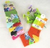 Small MOQ cartoon style kids socks for 4-7years sweet socks