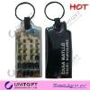 Casa Batllo Led pvc keychain