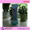 2011 Gift low price convenient using foldable PVC vase