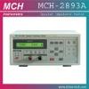 MCH Speaker Impedance Tester,MCH-2893A Speak tester,400Hz,1KHz fixed freq,20Hz-4Khz manual adjusting, 50Hz-3999Hz sweep range