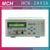 MCH Speaker Impedance Tester,MCH-2893A Speak tester,400Hz,1KHz fixed freq,20Hz-4Khz manual adjusting, 50Hz-3999Hz sweep range