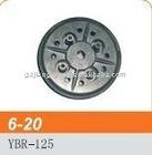YBR-125 motorcycle clutch hub
