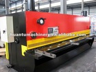 CNC Hydraulic guillotine sheet metal cutting and bending machine,hydraulic cutting machine,manual sheet metal cutting machine
