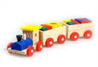 Brick Toy Train (Mini Size)