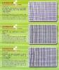 windows PVC-coated fiberglass insect screen net