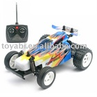 1:14 Scale RC Model Buggy with PVC Body