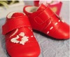 Hot sell baby shoe /baby leather shoe