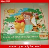 New desigh and best price comfortable cartoon children blanket
