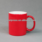 Sublimation Color changing Mug (f-m Black/Red/Blue)