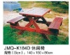 2012 wooden 2 seat bench with table,open wooden dining table,table and bench seat