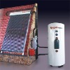 new separate pressurized solar water heater