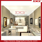 High quality watch shop interior design and watch display showcase