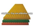 ISO9001GRP SMC FRP Floor, Trench Grating Grate
