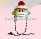 hand knitted hat HT9008H