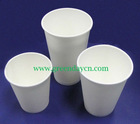 pla lined hot paper cup