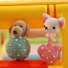 hand crochet toy
