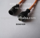 Mini DIN 5Pin Waterproof wire connector