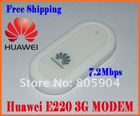 Huawei E220 3G HSDPA USB MODEM Support all kinds of Android Tablet PC