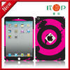 Newest special design color screen protector for ipad mini