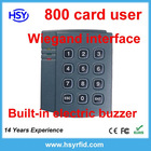 RFID Single door access control system Support RFID or Passward open door