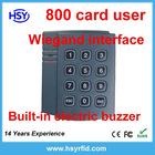 RFID Single door access control system Support RFID or Passward open door