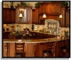 High quanlity Solid wood Kitchen cabinet