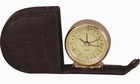leather promotion clock