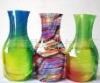 pvc vase(vase,foldable vase)
