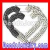 Cheap Bamboo Heart Earrings Wholesale