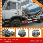 Hot sale Best quality HYC.6A cement mixer truck on sale