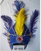 2008 New style feather headgear MF-808