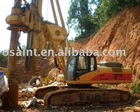 Rotary Drilling Rig Osaint 230D 67 meters
