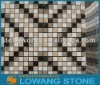 granite and marble mosaic tile