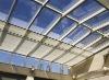 Automatic roof sunshade
