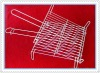easy-using foldable square non-toxic 316 stainless steel bbq grill wire netting for camping