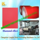 Embossed Prepainted Galvanized Steel