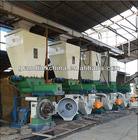 Biomass wood Pellet making plant