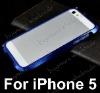 cleave aluminum bumper case metal bumper case for iphone 5