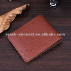 2012 Cow Leather men's wallet