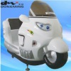 motorcycle 2(2P) indoor &MP3 children ride game machine