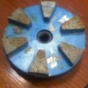 Metal Bond Marble, Limestone, Travertine and Terrazzo Diamond Grinding Wheel --STPE